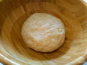 Хлебные крекеры с сыром - фото шаг 5
