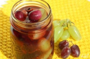Закатка винограда на зиму - фото шаг 3