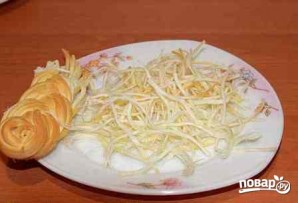 Салат из говяжьего сердца - фото шаг 5