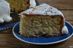 Пасхальный торт - фото шаг 9