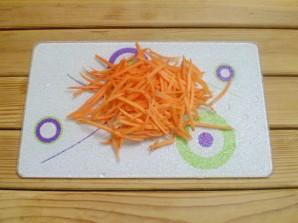 Овощное рагу к макаронам - фото шаг 3