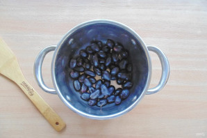Виноградный кисель - фото шаг 2