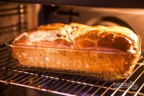 Тесто на кефире для пирога с капустой - фото шаг 9