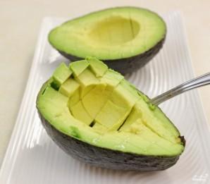 Бутерброды со шпротами и авокадо - фото шаг 2