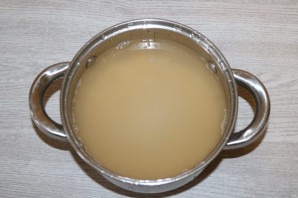 Гороховый суп с тыквой - фото шаг 2