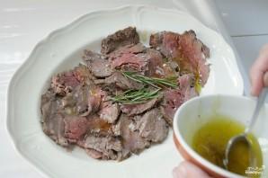 Запеченная говяжья вырезка в духовке - фото шаг 8