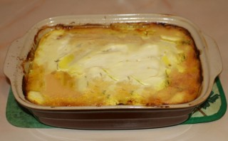 Картофельная запеканка с курицей и сыром - фото шаг 4