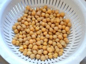Фрикадельки из нута в томатном соусе - фото шаг 1