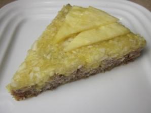 Торт с кусочками ананаса - фото шаг 8