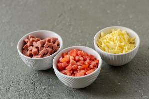 Хрустящая закуска из лаваша - фото шаг 2