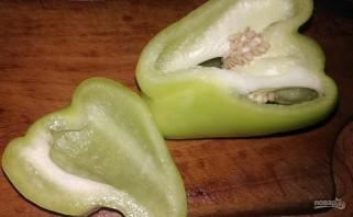 Овощное рагу с куриными сердечками и помидорами - фото шаг 6