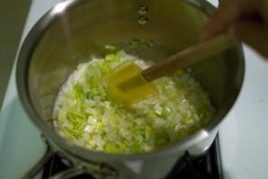 Грибной крем-суп - фото шаг 5