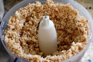 Орехово-песочное печенье - фото шаг 3