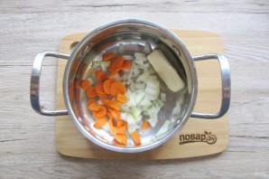 Суп из тыквы с беконом - фото шаг 2
