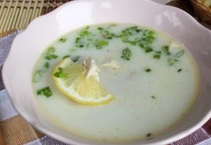 Суп-пюре из цветной капусты с курицей - фото шаг 5