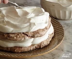 Торт безе - фото шаг 10