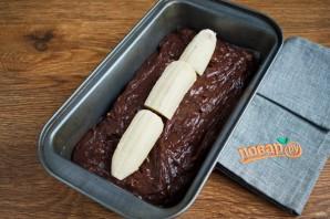 Шоколадный банановый хлеб - фото шаг 4