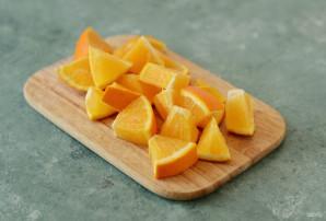 Брусника с апельсином на зиму - фото шаг 3