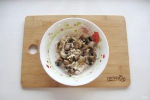"""Салат """"Жареные грибы"""" - фото шаг 7"""