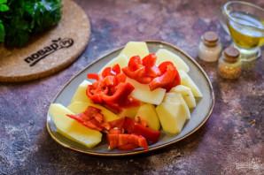 Картофель по-афгански - фото шаг 4