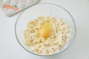Пирог с капустой и яйцом - фото шаг 3