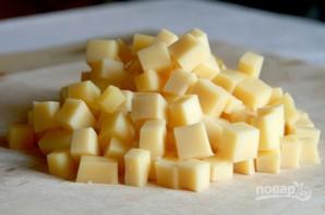 Салат из кукурузы и сухариков - фото шаг 3