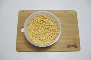 Гороховый суп с клецками - фото шаг 2