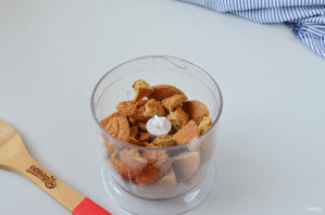 Десерт в стакане - фото шаг 8