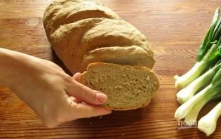 Хлеб деревенский из трех видов муки - фото шаг 6