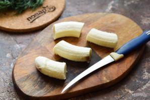 Бананы в беконе - фото шаг 2