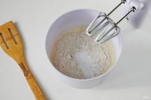 Пирог с тефтелями - фото шаг 6