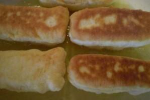 Сосиски в тесте на кефире - фото шаг 7