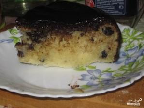 Бисквит на кефире в мультиварке - фото шаг 5