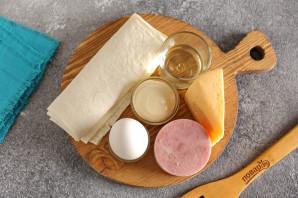 Завтрак на работу - фото шаг 1