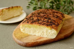 Хлеб с манкой - фото шаг 8