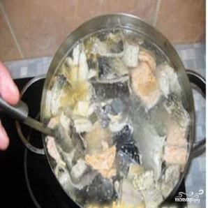 Рыбный суп с каперсами - фото шаг 3