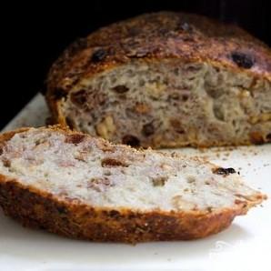 Хлеб с орехами и изюмом - фото шаг 6