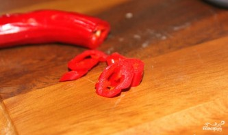 Маринад для лосося в духовке - фото шаг 2