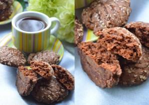 Печенье брауни - фото шаг 5