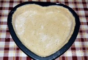 Сладкий пирог на День Святого Валентина - фото шаг 10