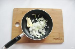Удон в сливочном соусе - фото шаг 2