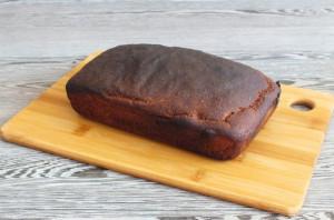 Ржаной дрожжевой хлеб в духовке - фото шаг 9