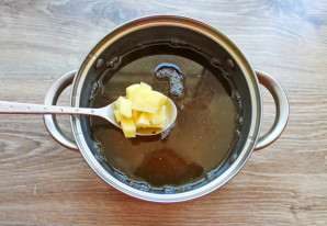 Суп из боровиков - фото шаг 5