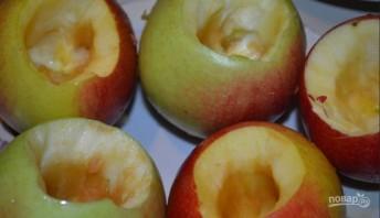 Яблоки печеные в микроволновке - фото шаг 1