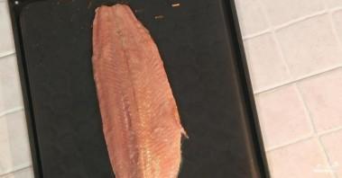 Копчение рыбы в духовке - фото шаг 9