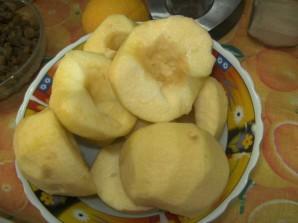 Варенье из яблок в хлебопечке - фото шаг 1