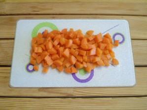 Салат из моркови и картофеля - фото шаг 3