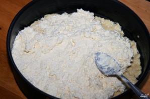 Хачапури с сыром от Юлии Высоцкой - фото шаг 3