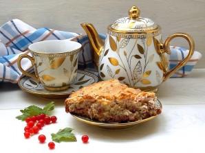 Летний ягодный пирог - фото шаг 7