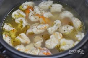Суп в мультиварке - фото шаг 6